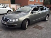 Volkswagen passate 2006, diesel, automatic, full service history, timmimg belt w/pump changed 2014