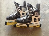 Size 10.5 CCM TACKS skates