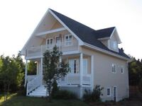 Beautiful 4 BDRM 5 minutes from Clarenville with no town tax!