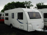 LIGHTWEIGHT 6-BERTH TOURING CARAVAN
