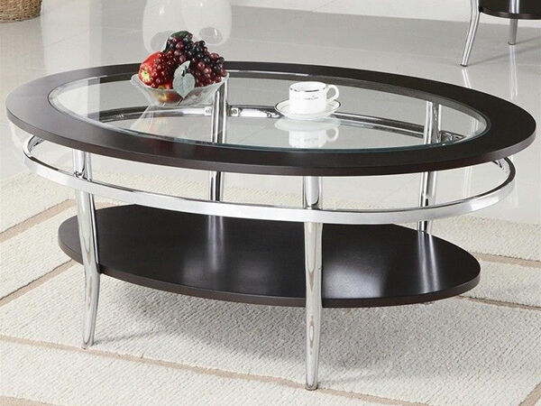 couchtisch glas oval campus inspirierendes. Black Bedroom Furniture Sets. Home Design Ideas