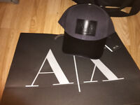 Armani exchange hat/cap
