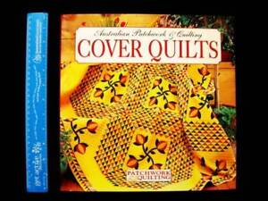 Cover Quilts - Australian Patchwork & Quilting [Hardback] Loganholme Logan Area Preview