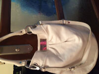 Marc by Marc Jacobs white handbag or messenger purse