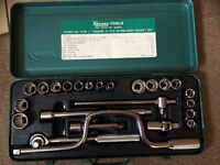 Kamasa 24 piece socket set