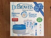 Dr Brown's starter pack