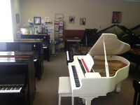 Yamaha and Kawai piano sale at Classic Piano Centre