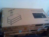 Logik tv Stand with Bracket S105br14 (115x105x45)cm HxLxW
