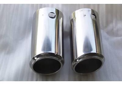 TOYOTA 86 Genuine Cut Exhaust Muffler Tip JDM for SCION FR-S FRS FT86 GT86 2012