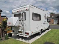 4 berth auto trail