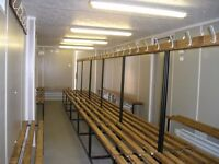 Wanted Portable Club Changing Rooms Toilet Shower Cabin Container Football Sports Building Modular