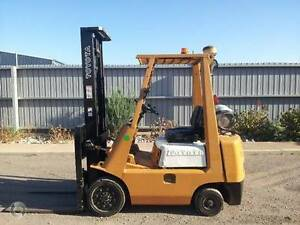 Toyota LPG/Petrol Forklift (2.5 tonne) Two Wells Mallala Area Preview