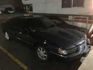 Cadillac STS 1996 (cert&etest)