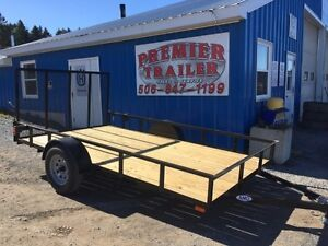 The Best Prices on Utility Trailers in Atlantic Canada!