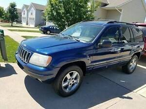 2003 Jeep Grand Cherokee Limited VUS