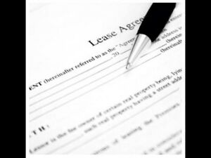 WANT A LEASE TRANSFER / BESOIN TRANSFERT DE BAIL (MONTREAL)