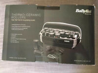 Babyliss Thermo Ceramic Rollers *used once*
