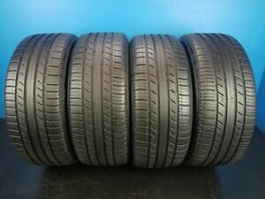 Set of 4 All Season Tires Michelin Defender 255/50R17