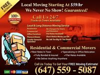 Experience Markham Movers- New Customers? Get 10% OFF - Call Now