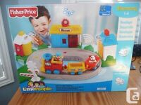Fisher Price Little people - Le train