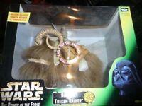 Star Wars POTF Bantha with Tusken Raider