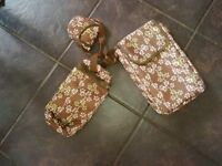 Wipes, Bottle, Soother Holders