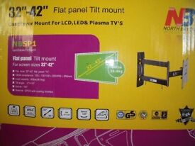FLAT PANEL TILT MOUNT 32 FOR SALE
