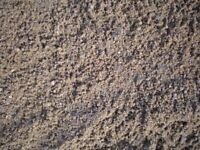 Concrete (sharp) sand