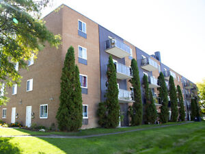 Guelph 1 Bedroom Apartment for Rent: Secure, On-Site Laundry
