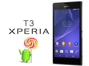"NEW UNLOCKED**Sony Xperia T3, SMARTPHONE, 5.3 INCH"" ONLY $199"
