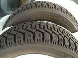 265/65R20 LT Wildcountry Radial xtx Set of 2 used tires80%tread