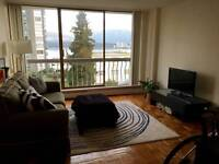 kitsilano apartment with AMAZING view and steps to everything