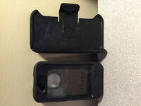 OtterBox Defender Series Hybrid Case & Holster for iPhone 4 & 4S