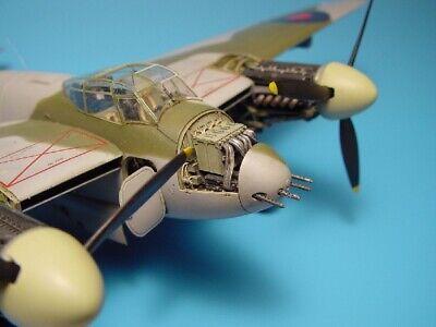 AIRES 4177 Mosquito FB Mk. VI gun bay Scale 1/48
