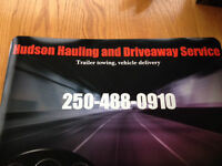 Hudson Hauling and Driveaway Service