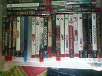 PS3 GAMES LIKE NEW LITERALLY PLAYED ONCE OR TWICE