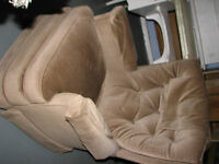 ROCKING RECLINER CHAIR, very good condition