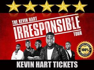 Discounted Kevin Hart Tickets | Last Minute Delivery Guaranteed!