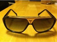 **BRAND NEW LOUIS VUITTON Evidence SUNGLASS WITH POUCH** B