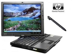 TabletPC Compaq tc4400, Windows7, Office 2013, Ecran tactile
