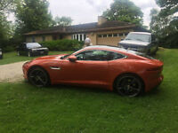 2015 Jaguar Other Coupe (2 door) - LEASE TAKE OVER - $1170/MONTH