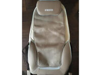 Homedics ShiatsuMAX Back Massager with heat - immaculate condition