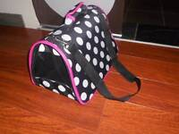 CARRIER FOLDABLE DOG & CAT BAG-NEW