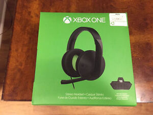 XBOX ONE Accessories - Like New