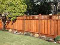 HnR roofing and fence