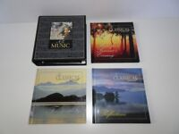 The Classical Mood CD Book Tranquility Reflections Music for a Summer's Evening 3 Discs Good Musical