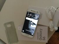 Mint Condition Samsung Galaxy S6 - Less than 4 weeks old!