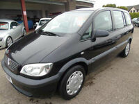Vauxhall/Opel Zafira 1.6i 16v 2002MY Club