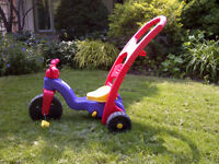Fisher Price Rock and Roll Ride - Tricycle and Rocker