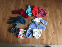 HOMEMADE KNITTED ITEMS FOR SALE-AWESOME PRICE